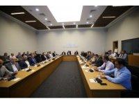 """Başkan Toçoğlu: """"Güçlü altyapı ve sorunsuz gelecek için 1,3 milyar yatırım"""""""