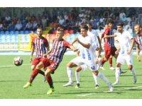 Ziraat Türkiye Kupası 3. Eleme Turu: 1461 Trabzon: 5 - Tuzlaspor: 4