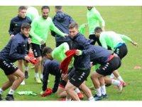 Kardemir Karabükspor, Körfez maçına hazır