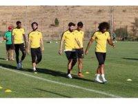 Evkur Yeni Malatyaspor'da Medipol Başakşehir mesaisi başladı
