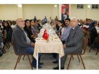 Başkan Yüksel'den Muharrem ayı iftarı