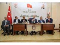 Sivas'ın kaplıcaları termal ve sağlık turizm zirvesinde tanıtılacak