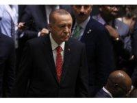 """Cumhurbaşkanı Erdoğan: """"Hedefimiz Suriye topraklarının tamamını teröristlerden temizlemek"""""""
