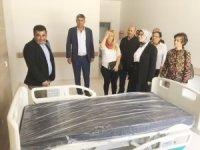 Milletvekili Uygur, Burhaniye'de incelemelerde bulundu