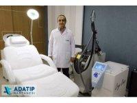 Deri hastalıkları tedavisinde lazer kullanımı