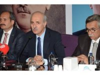 AK Parti Genel Başkanvekili Numan Kurtulmuş: