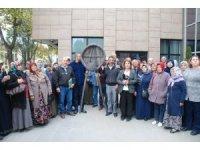 Fevzi Çakmak'tan Büyükşehir'e siyah çelenk