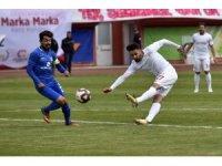 Ziraat Türkiye Kupası 3. Eleme Turu: Gümüşhanespor: 1 - Silivrispor: 0