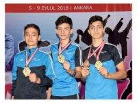Türk Telekom sporcuları katıldıkları turnuvalarda 9 madalya kazandı
