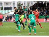 Ziraat Türkiye Kupası 3. Eleme Turu: Yeni Amasyaspor: 2 - Atiker Konyaspor: 5