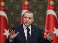 Cumhurbaşkanı Erdoğan: Şehitlerimizin kanlarını yerde bırakmayacağız
