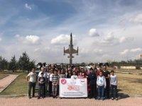 Hataylı minik Vecihilere Ankara gezisi