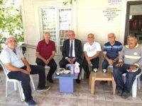 """Başkan Seyfi Dingil: """"Muhtarlarımız bizim en yakın çalışma arkadaşlarımız"""""""