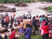 Uganda'da heyelan: 40 kişi öldü