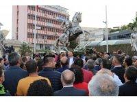 Serdar Aksoy'dan davul zurnalı adaylık başvurusu