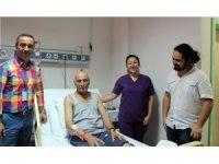 Kapalı yöntem ameliyatla devlet hastanesinde sağlıkları kavuştular