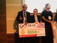 Yerli implant projesine ödül