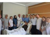 Hatay Devlet Hastanesi'nde ilk açık kalp ameliyatı yapıldı