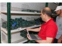 """Meram'da 'Akıllı Depo Sistemi"""" dönemi başladı"""