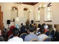 'Safranbolu Bilim ve Sanat Akademisi Tarık Buğra Bilim ve Sanat Atölyeleri' açıldı