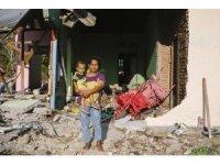 Tsunami Palu'nun tüm köyleri yerle bir etti
