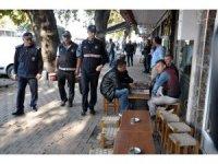 Zonguldak'ta kaldırım işgali operasyonu