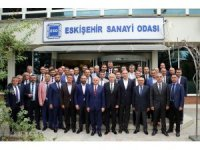 ITSO'dan Eskişehir sanayisine övgü