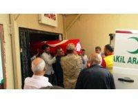 İntihar eden askerin cenazesi ailesine teslim edildi