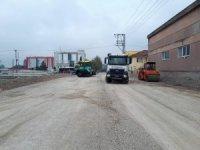 Hendek'te altyapı çalışmaları devam ediyor