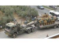 Hatay'da askeri hareketlilik