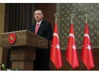 """Cumhurbaşkanı Erdoğan: """"Küçük cihattan büyük cihada geçtiğimiz bir dönemdeyiz"""""""