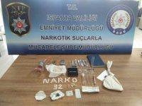 Isparta'da 14 adrese eş zamanlı 'torbacı' operasyonu: 10 gözaltı