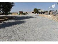 Artuklu Belediyesinden Çayırpınar Mahallesine 8 bin metrekare parke taşı