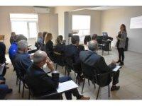 Süleymanpaşa Belediyesi'nde personele iş sağlığı ve güvenliği eğitimi