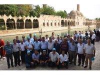 Suluovalı muhtarlardan Mardin ve Şanlıurfa turu