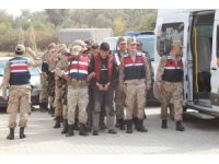 Sınırda insan kaçaklığı operasyonu: 105 gözaltı