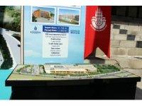 """Başkan Uysal: """"İstanbul Uluslararası Gençlik Merkezi'nin 2019 itibariyle bitirilmesi planlanıyor"""""""