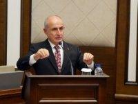 """Başkan Akgün: """"Bütçeler bizim namusumuz, şerefimiz, onurumuzdur"""""""