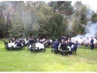 BJK Nevzat Demir Tesisleri'nde barbekü partisi