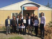Tunceli'de tıbbi ve aromatik bitki yetiştiriciliği eğitimi