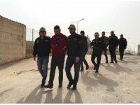 Çankırı'da DEAŞ operasyonu: 6 Iraklı'ya gözaltı