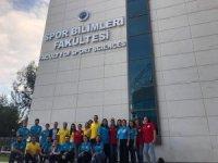 PAÜ'de Avrupa Spor Liderliği Programı çalıştayı