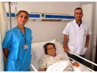 ADÜ Tıp Fakültesi Hastanesi Aydın'da bir ilki daha gerçekleştirdi