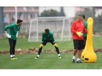 Bursaspor'da kaleci antrenörlüğüne Gancev getirildi