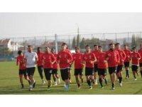 Eskişehirspor Altınordu maçı hazırlıklarını sürdürüyor