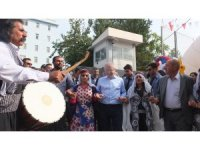Derik Zeytin Festivali'nde renkli görüntüler