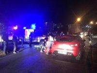 Kuşadası'nda Tütüncüler kavşağında yine kaza, 1 yaralı