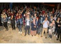 Yenidoğan Mahallesi'nde halk konseri