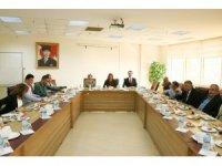 Efeler ilçesi muhtarları Başkan Çerçioğlu'nu ziyaret etti