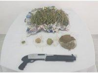 Elazığ'da 2 kardeş uyuşturucu ile yakalandı